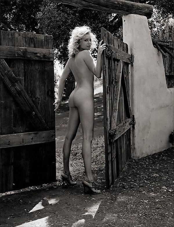 Rebecca romijn nude being analed