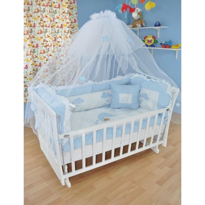 Elyeza Bebek Beşik Mavi Rüya Uyku Setli * Doğal ahşap malzemeden yapılmıştır. * Tamamen el işçiliğidir. * %100 Doğal Ahşaptır. * Sallanabilme özelliği vardır. * Yaş aralığı: 0-6 yaş arasıdır.
