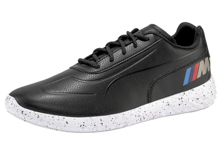 PUMA Sneaker 'BMW MMS Speed ​​Cat Evo Synth' Herren, Schwarz / Weiß, Größe 45  – Products