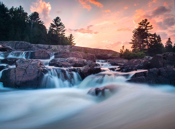 Activités et attraits, Parc des Cascades, Rawdon (Quebec) - Tourisme Lanaudière