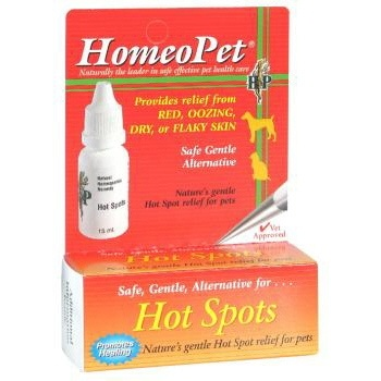 Homeopathic Treatment For Dogs Hot Spots