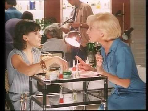 Palmolive dishwashing liquid: Madge the manicurist (Robina Beard) - Australian TV commercial