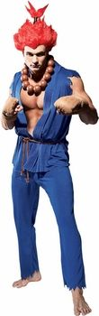 street fighter akuma costume #videogames