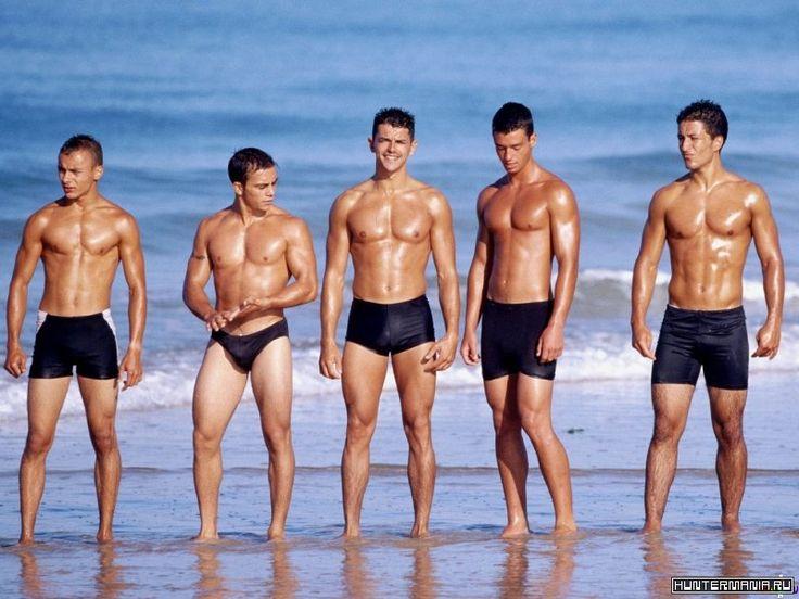 Как правильно выбрать мужские плавки