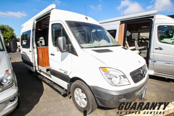 2011 Sportsmobile  MERCEDES 2500 for sale  - Junction City, OR | RVT.com Classifieds