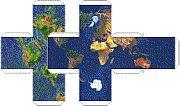 patrons formes géographiques!