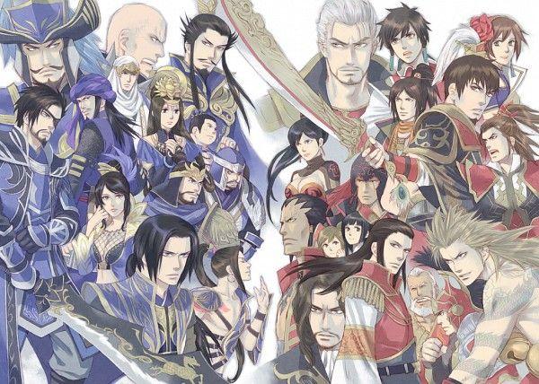 Tags: Fanart, Dynasty Warriors, Sun Shang Xiang, Pixiv