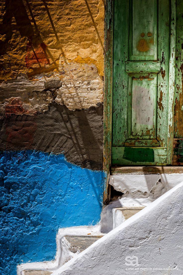True Colours. Photograph by Jordan Blakesley @Symi Art