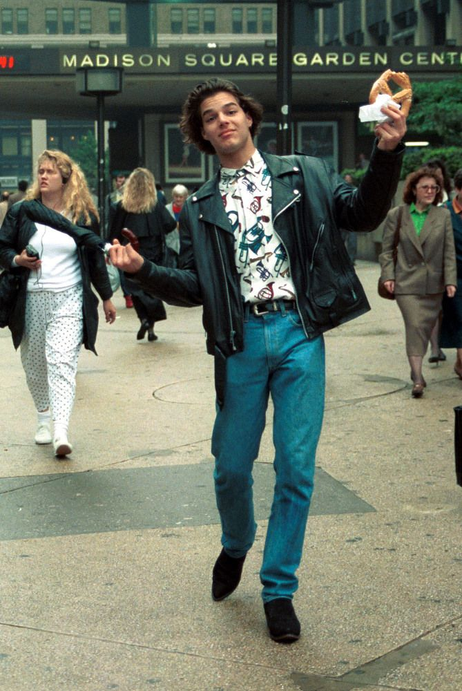 Can You Believe This Was Once In Style? 90s fashion men