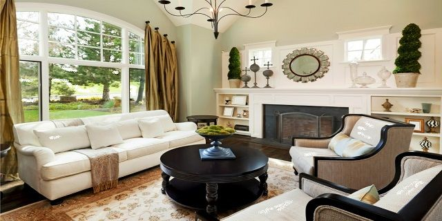 Small living room design styles