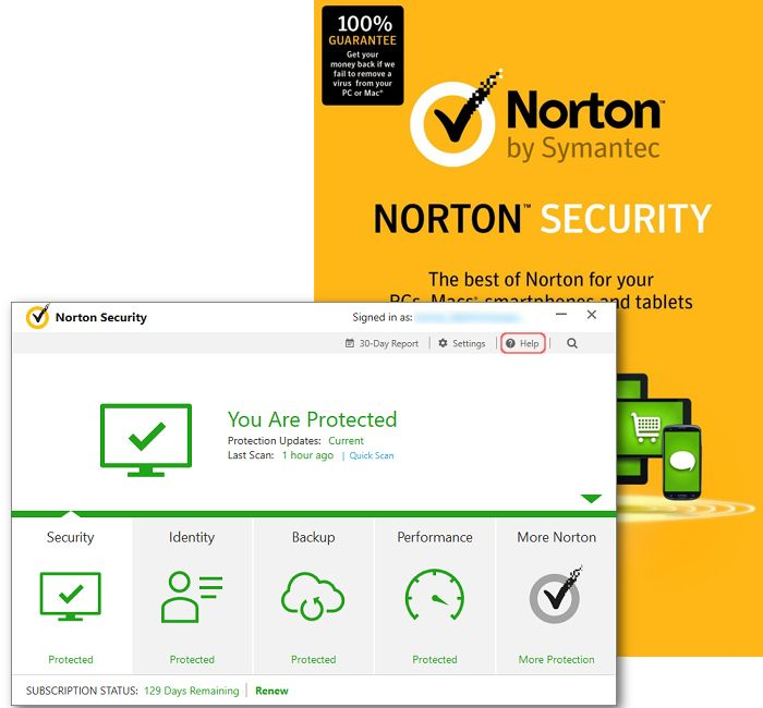 If you no more want the Norton Antivirus on your computer