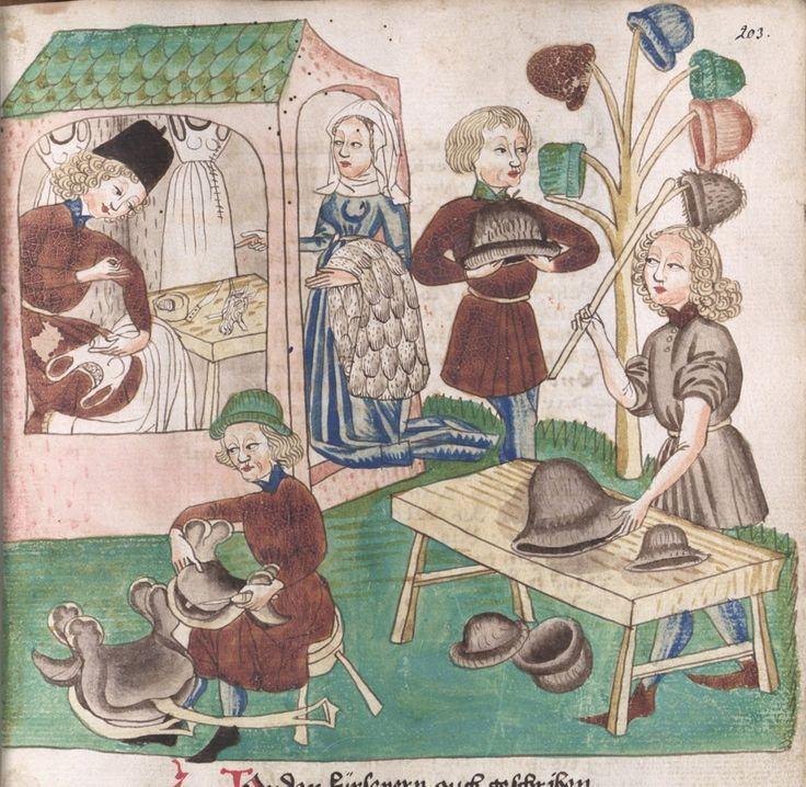 1467, Schachzabelbuch - Cod.poet.et phil.fol.2_folio 203r; by Konrad von Ammenhausen (Hagenau); conserved at the Württembergische Landesbibliothek; source: http://digital.wlb-stuttgart.de/sammlungen/sammlungsliste/werksansicht/?id=6&no_cache=1&tx_dlf%5Bid%5D=5322&tx_dlf%5Bpage%5D=413