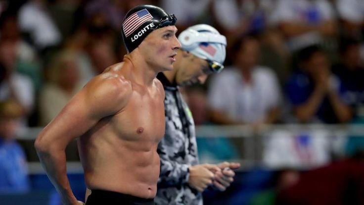 Hot Damn! 10 Sexiest Male Olympians on Team USA