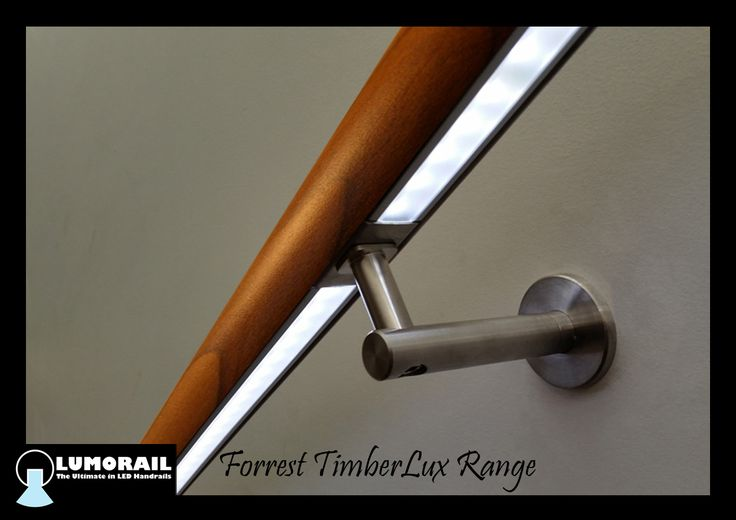 CONCEPT IMAGE! The new Lumorail Forrest range in our timberluxx finish. Over 23 different timber finished available. Coming mid 2017. Featuring our patented hollow bracket adapter system. See www.lumorail.com.au for more info.