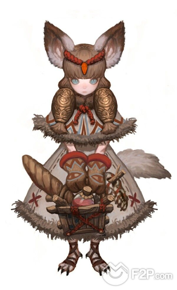 Dragon Nest new concept arts