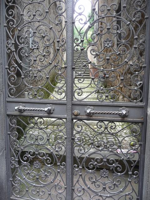 Best 25 Iron Gates Ideas On Pinterest Wrought Iron