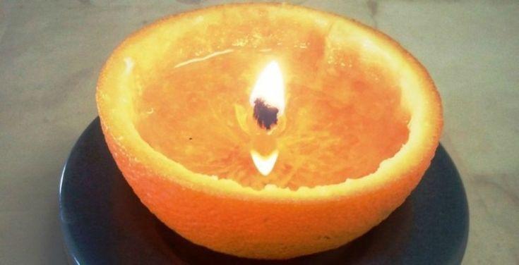 Wat maakt nou echt een leuke sfeer in huis? Geurkaarsen! Veel mensen gebruiken dit voor een lekker geurtje en een leuk sfeertje in de woon of slaapkamer. En je kunt ze natuurlijk kopen, maar je kunt ze ook heel makkelijk maken.. Van eten! Je kunt bijvoorbeeld de schillen van een sinaasappel hergebruiken om er een heerlijke geurkaars van te maken. Het is origineel, makkelijk en goedkoop! En de geur is natuurlijk puur natuur! Natuurlijk moet je er wel rekening mee houden dat een sinaasappel…