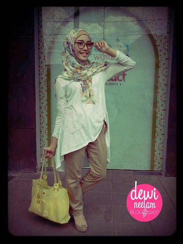 Aluyya #hijab#muslimah