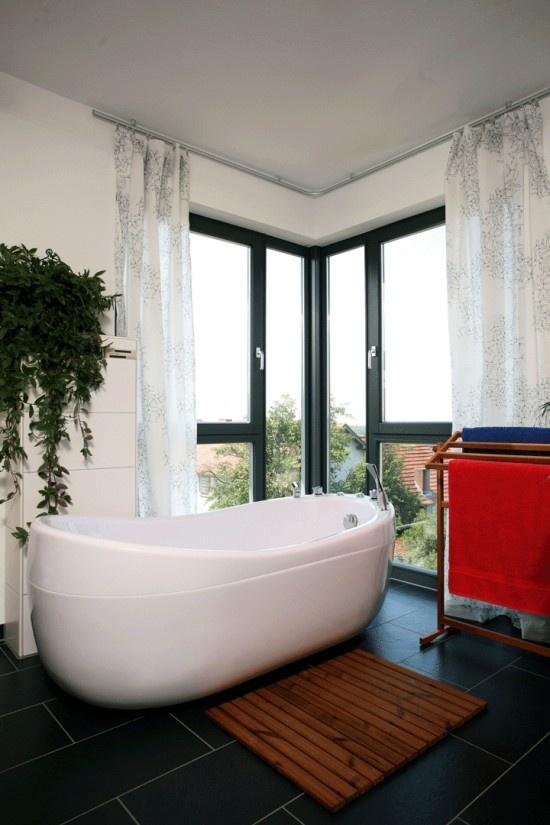 fertighaus wohnidee badezimmer bravur 550 - Wohnideen Badezimmer