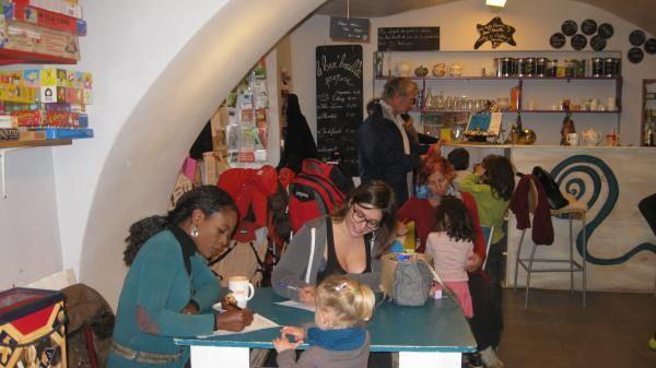 Le Bar' Bouille - Le café des enfants de Millau