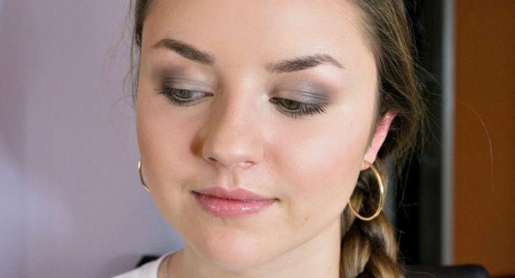 Makijaż dla nastolatki kosmetykami mineralnymi