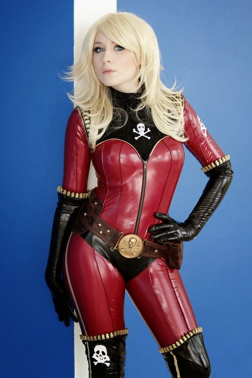 female space suit anime cosplay - photo #28