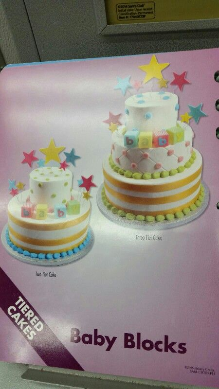 Sam S Club Baby Shower Cake Baby Shower Ideas