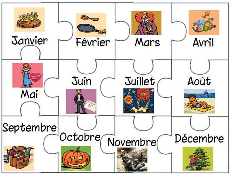 Meer dan 1000 idee n over mois de l 39 ann e op pinterest saisons de l ann e calendrier mois en - Saisons de l annee ...
