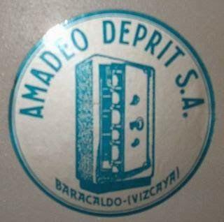 Abrir y reparar su caja fuerte antigua DEPRIT por WhastApp ¡¡¡ Ya es posible !!! conecte con nuestro telefono 608 605 111 y le pasaremos presupuesto en España
