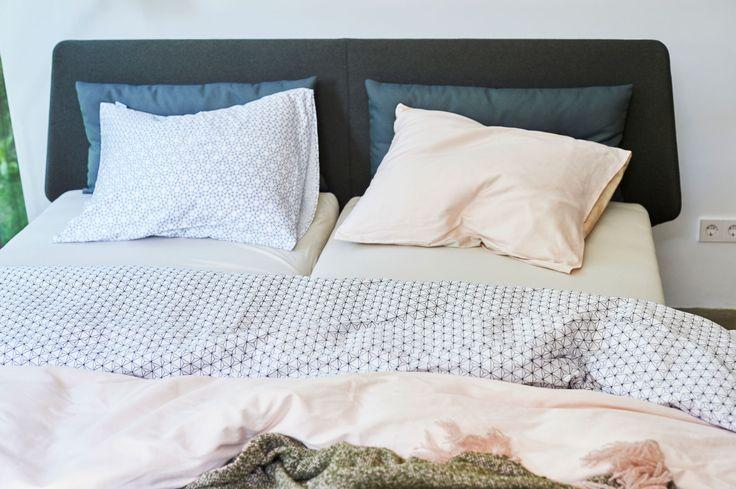 Essential bed - Eigentijds en duurzaam ontwerp van Auping