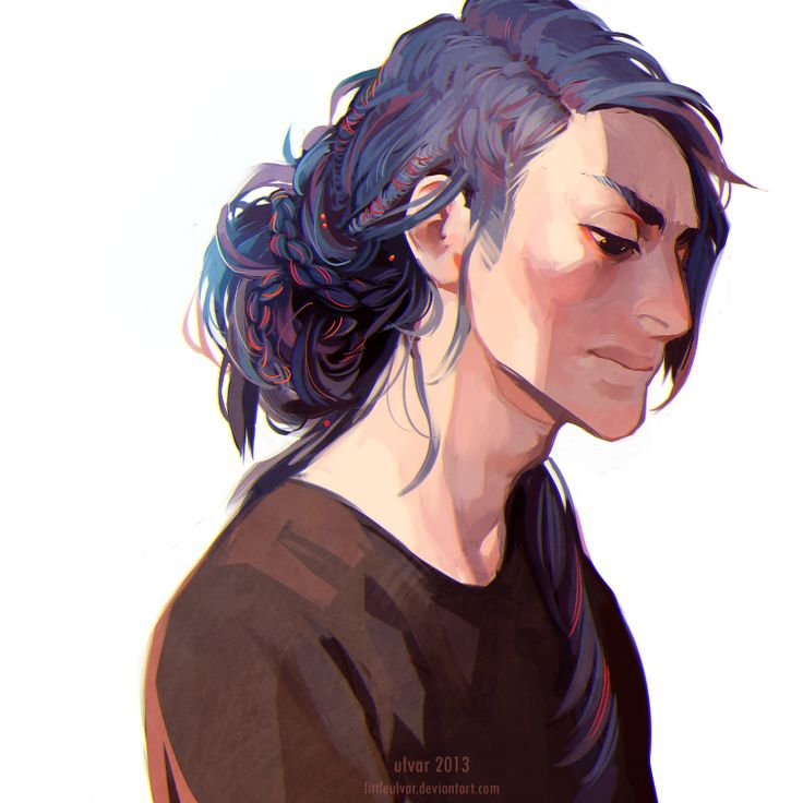 Character Design Hair : Best images about portraits black hair guys on