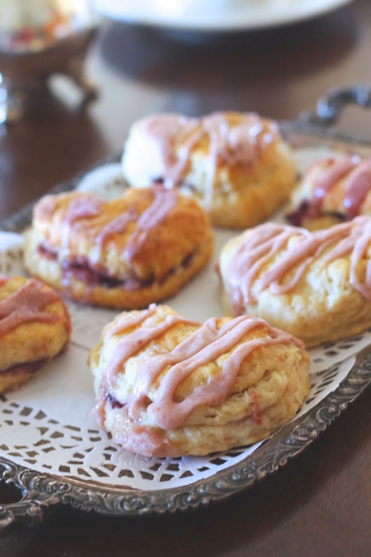 ... Cherry Scones on Pinterest | Scones, Scone recipes and Cream scones