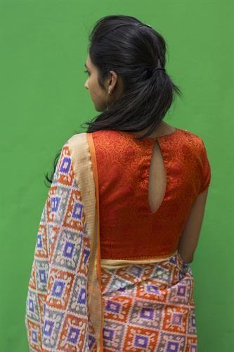designer blouses…