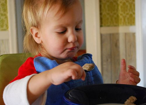 Gentle Parenting Ideas: Toddlers and Meals