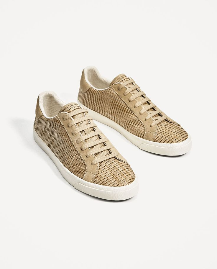 braided sneaker with suede trim.  casual streetwear inspiration.  #kicks #streetwear #cute #pretty #gorgeous #edgy #college #sorority #eastvillage #brooklyn #soho #nyc #apparel #fashion #inspiration #edm #electro #house #dubstep #reggae #dance #party #college #sorority #fraternity #gamer #gamergirl #hair #makeup #beautiful #jeans #converse #nike #puma #brunette #tattoo