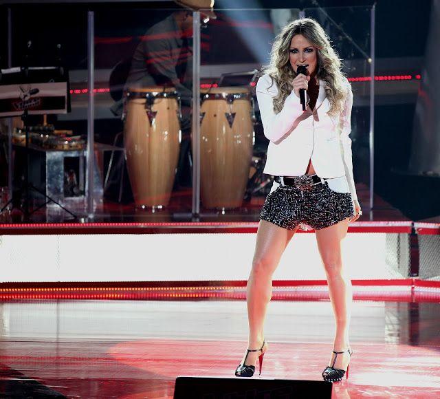 Os looks de Claudia Leitte no The Voice Brasil 2013