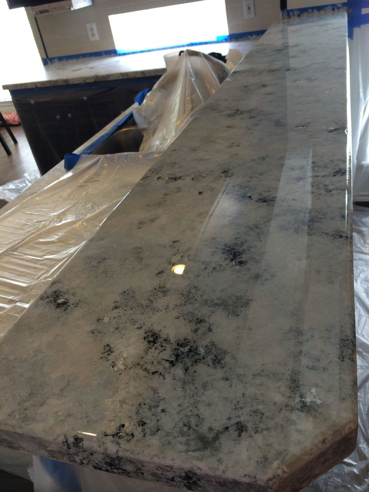 Design On A Dime Kitchen Countertops