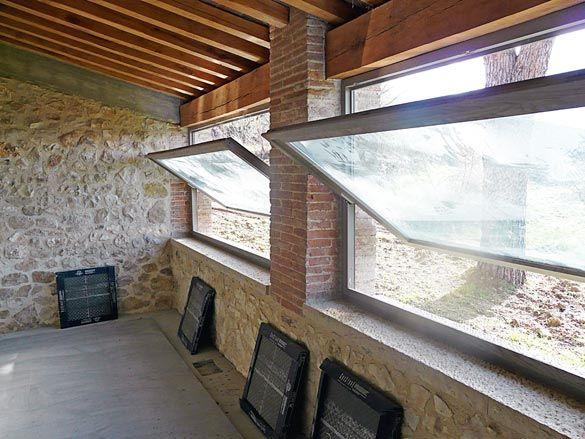 Più di 25 fantastiche idee su Finestre In Legno su Pinterest  Grandi finestre, Case al mare da ...
