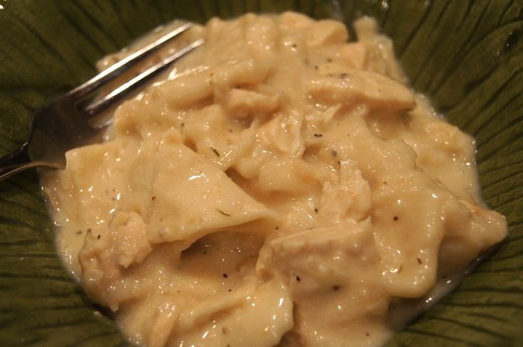 Easiest Ever Chicken & Dumplings   NO sticky, doughy mess to deal with, you use flour tortillas in these.  Gonna try these for sure.