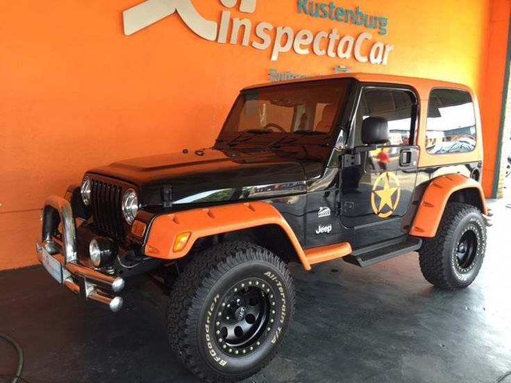 2002 Jeep Wrangler 4.0L Sahara auto for sale