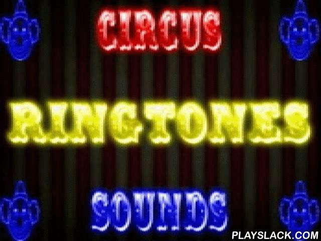 Circus Ringtones  Android App - playslack.com ,  Circus Ringtones brings 45 free ringtones and sounds to your Android™ device. Personalize the default ringtone, the ringtone for a specific contact, the notification (email and text) sound and the alarm sound. Press the Circus-themed button to preview the loud and clear ringtone or sound. Press and hold (longpress) for features. This easy-to-use application will make you want to personalize your Android phone again and again, depending upon…