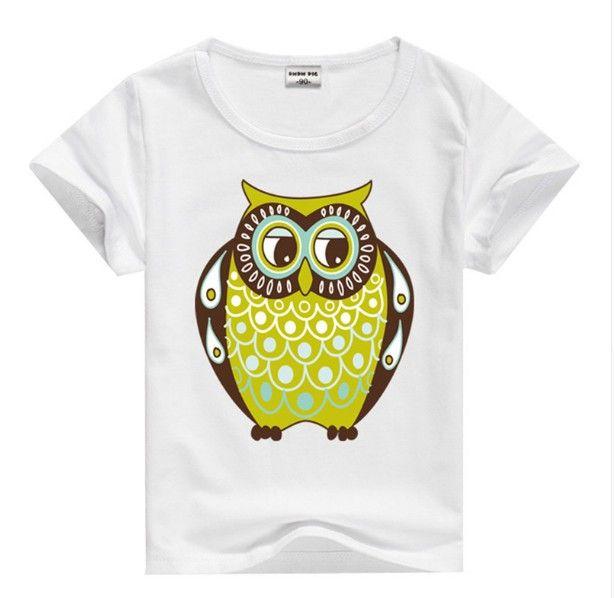 Dětské krásné tričko s krátkým rukávem sova – détká trička + POŠTOVNÉ ZDARMA Na tento produkt se vztahuje nejen zajímavá sleva, ale také poštovné zdarma! Využij této výhodné nabídky a ušetři na poštovném, stejně jako …