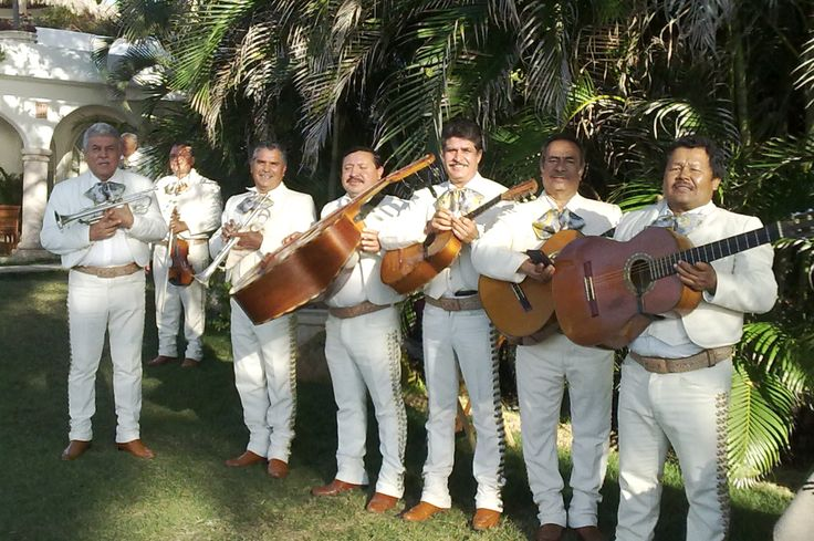 In a way will be looking forward in hearing my family sing a long to the mariachi band at my wedding :)