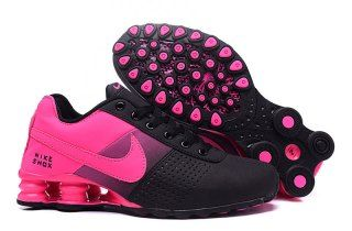 cc03db1c042948 Womens Nike Shox Deliver Hyper Pink Black Athletic Girl Sport Running Shoes