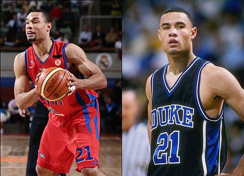 Trajan Langdon (Black/White) [American] Known As: Retired Professional  Basketball Player U0026 Pro Basketball Scout (Pro Scount For The San Antonio  Spuu2026