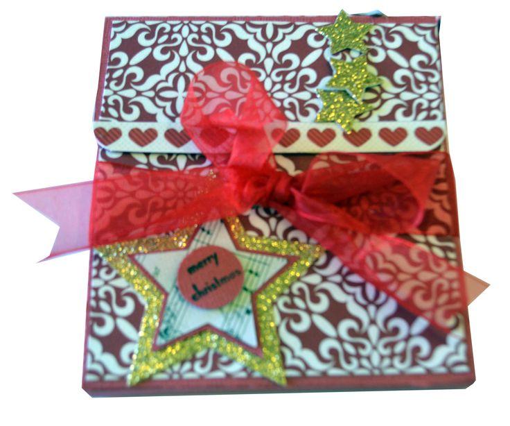 Gift Card Christmas Box