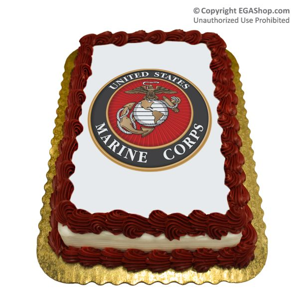 13 Best My Marine Images On Pinterest Anniversary Cakes