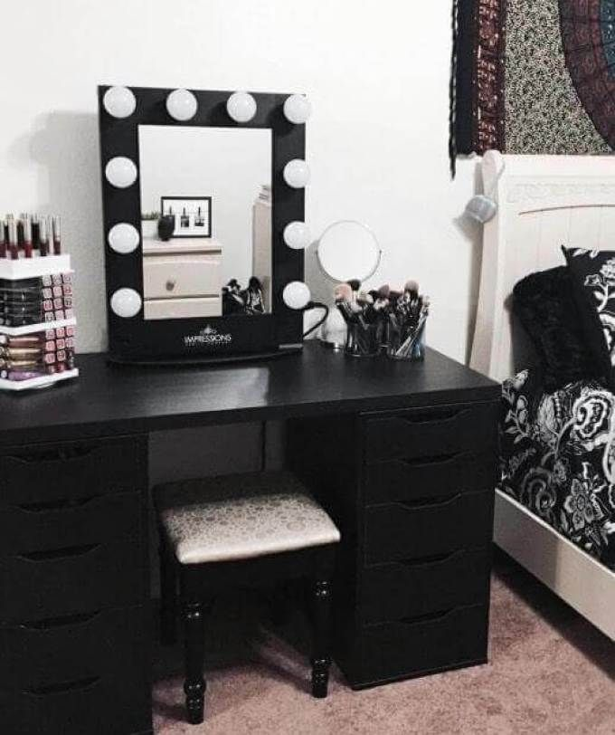 Fantastic 20 Vanity Mirror With Lights Ideas Diy Or Buy For Amour Home Remodeling Inspirations Propsscottssportslandcom