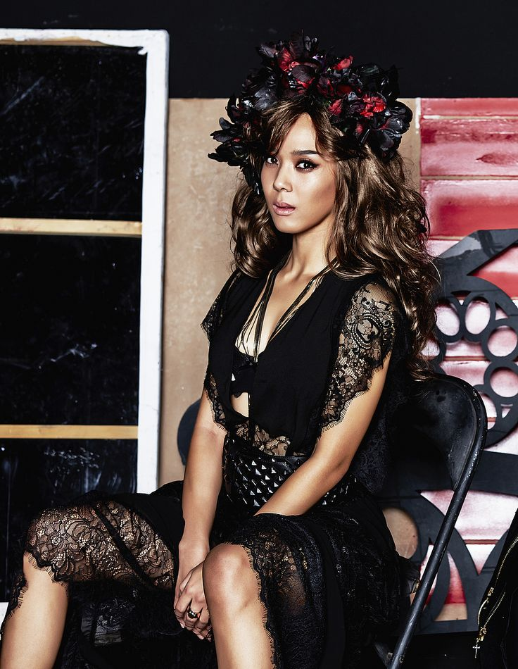 Yoon Mi Rae feat. Tiger JK and Bizzy Angel: Single (2014.12.08)