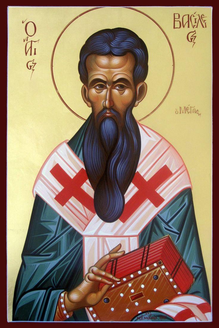 Άγιος Βασίλειος ο Μέγας, St. Basil the Great, Святитель Василий Великий